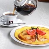 Cafea NELIMITAT la orice dejun
