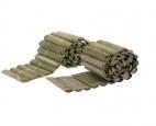 Bordură de gradină 250x30cm lemn 10016446