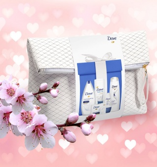 Complete Bag-Dove Beauty Collection