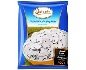 "Ciuperci congelate feliate ""Bauer"", 400 g Грибы замороженные разные ""Bauer"", 400 г"
