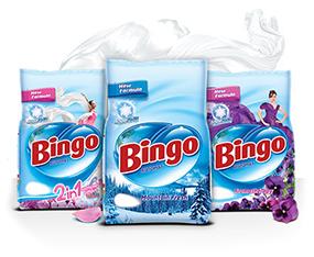 Detergent BINGO 1,5kg